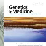 Cover_Genetics_In_Medicine