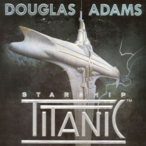 Starship Titanic box art